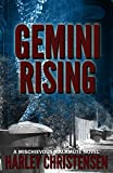Front cover for the book Gemini Rising by Harley Christensen