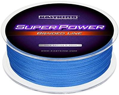 KastKing SuperPower Sedales Trenzados Línea 10LB-150LB, 0.08mm-0.80mm, Dyneema trenzado PE - 300M / 500M / 1000M