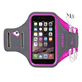 Best Accessory Power Running Armband For Samsung Galaxy S6 S6 Edges - IPhone 6S /6 Plus/iPhone X Sports Armband ,Haissky Review