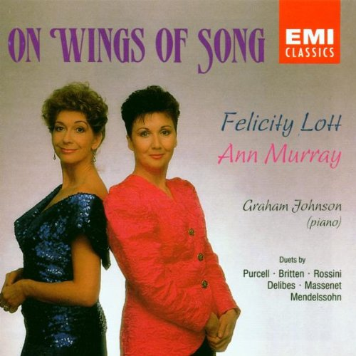 On Wings of song [Import anglais]