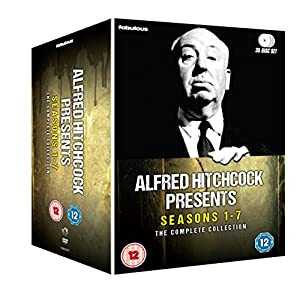 Alfred Hitchcock Presents - Seasons 1-7 Complete (35 disc box set) [DVD]