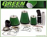 Hochleistungs-Luftansaugsystem Green 60087247
