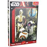 Trefl - 15323 - Puzzle - Star Wars Episodio VII - Droids - 160 Piezas