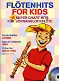 Flötenhits for Kids, m. Audio-CD