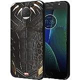 CellKraft 101232 Licensed Marvel Black Panther Hard Back Case Mobile Cover for Redmi Y2 (Multicolor)