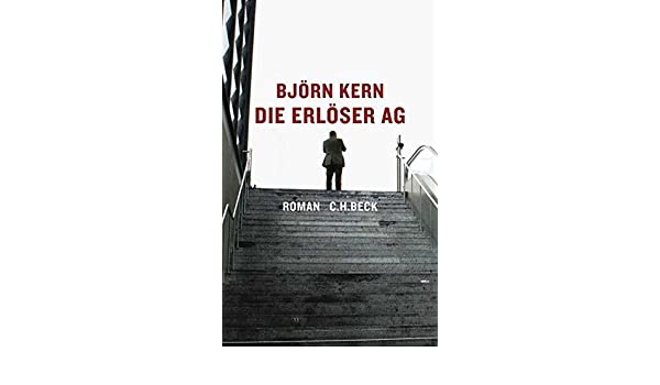 Die Erlöser AG: Roman (German Edition)
