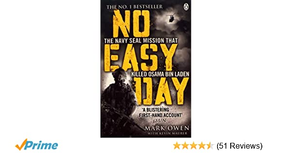 Buy No Easy Day Book Online at Low Prices in India | No Easy Day
