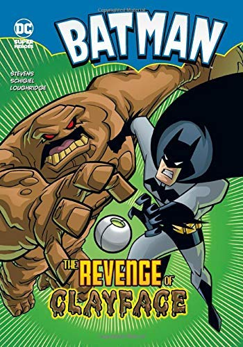 (Batman the Revenge of Clayface) By Stevens, Eric (Author) Paperback on (01 , 2009)
