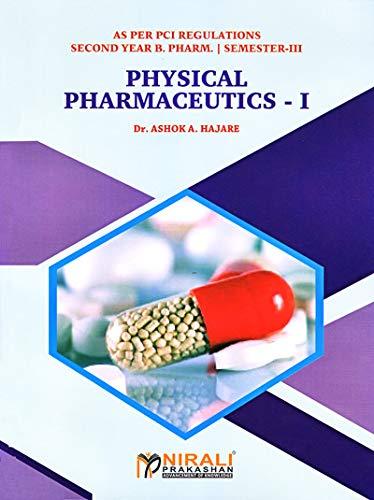 Physical Pharmaceutics-I