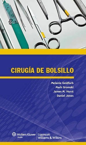 Cirug?-a de bolsillo (Spanish Edition) by Melanie Goldfarb MD (2012-07-31)
