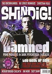 Shindig! No.44 - The Damned: Punk Pioneers in Dark Psychedelia Shocker! by Jon