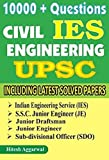 10000 + Questions for IES (UPSC) Civil Engineering Question & Solved Papers 2019