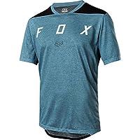 FOX Indicator Ss Mash Camo Jersey, Blau, Größe L