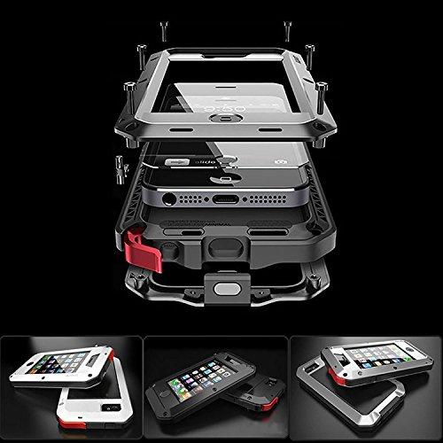Coque iphone 6/6S Haute protection incassable Waterproof Gorilla OR