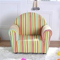 Preisvergleich für ALUK- small stool Kinder Sofa Cute Stoff Single Sofa Stuhl Kinderzimmer Lesesitz Garten Stil Lernen Sitz