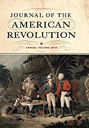 Journal of the American Revolution (Journal of the American Revolution Books)