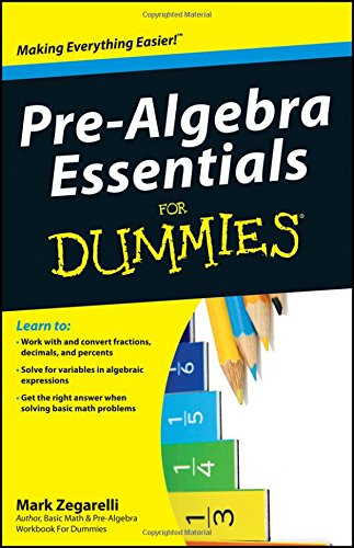 algebra for dummies pdf free download