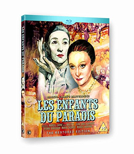 Bild von Les Enfants Du Paradis - The Restored Edition (Limited Edition Packaging) [Blu-ray] [UK Import]