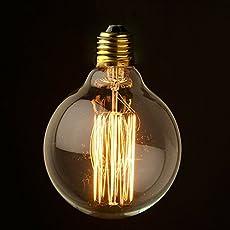 Decorative Filament Edison Bulb (Warm White)