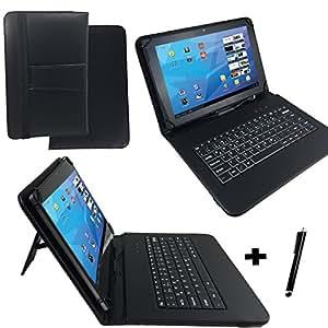 """TREKSTOR surfTab xintron i 10.1 """"pour tablette pC 25,7 cm) avec fonction support et clavier"""