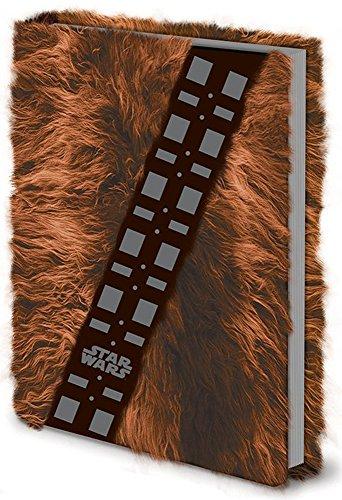 Star Wars - Taccuino in pratico formato A5 - dimensioni 15 x 21 cm, copertina: (3 Raccoglitore Ad Anelli Notebook)