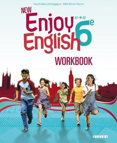 New Enjoy English 6e - Workbook de Meyer. Michèle (2011) Broché