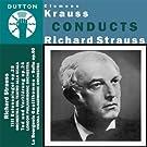 Clemens Krauss Conducts Richard Strauss