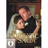 Die Forsyte Saga - Die komplette zweite Staffel