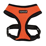 Puppia PDCF-AC30 Hundegeschirr Soft, M, orange