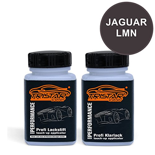 Preisvergleich Produktbild Lackstift Set JAGUAR LMN PEARL GREY P. 1 ab 2008 - Autolack & Klarlack - je 50 ml