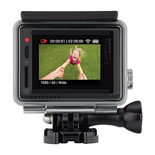 GoPro HERO+ LCD Actionkamera (8 Megapixel, 71,3 mm x 71,1 mm x 39,0 mm) - 4