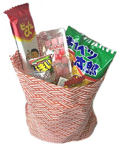 Dagashi japones Lote de chucherias 30pcs. Producido en Japon width=