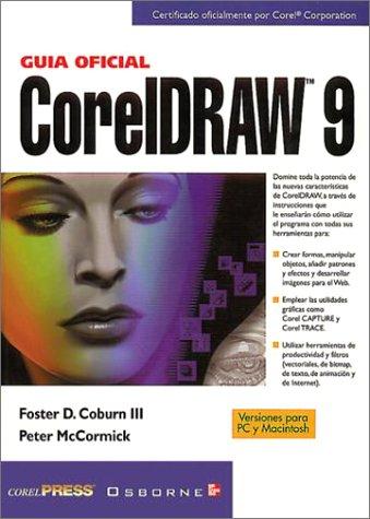 Guia oficial de coreldraw 9 por Foster D., III Coburn