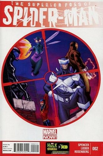 Superior Foes of Spider-Man (Vol 1) # 2 (Ref-1136998378)