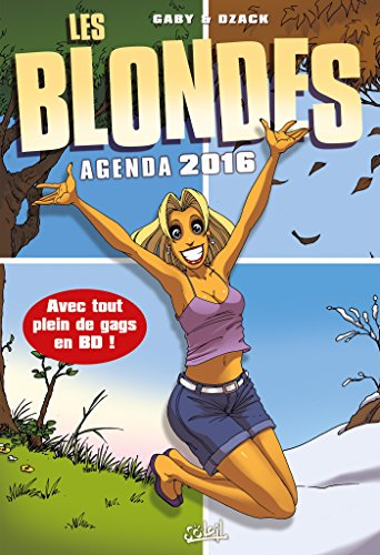 Les Blondes - Agenda 2016