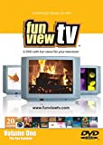 Fun View TV - Volume 1: Fireplace, Fish, Snow & More