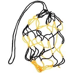 Generic - Nylon mesh bola neta voleibol baloncesto fútbol lleva el bolso neto
