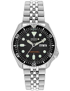 Seiko - Herren -Armbanduhr SKX007K2