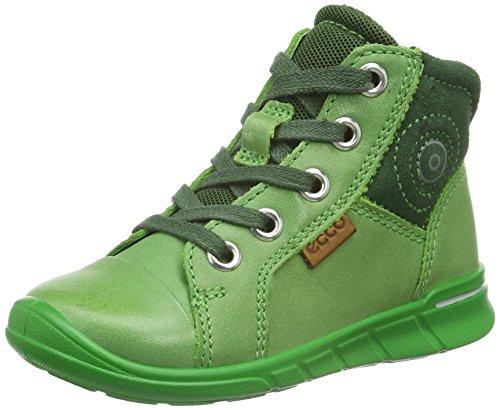 Ecco First, Chaussures Marche Bébé Garçon Vert (CACTUS/LION/PASTURES59648)