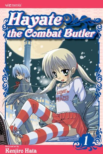 Hayate the Combat Butler, Vol. 1