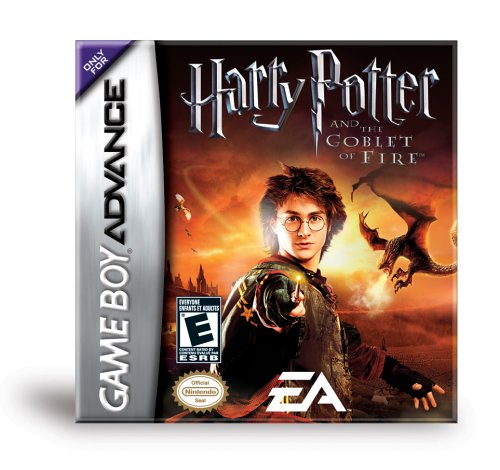 Click for larger image of Harry Potter & The Goblet of Fire / Game