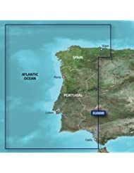 GARMIN BLUECHART G2 HXEU009R PORTUGAL & NORTHWEST SPAIN