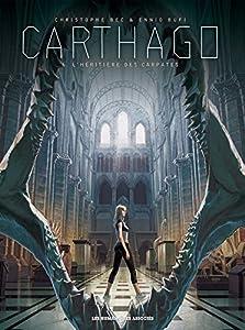 """Afficher """"Carthago n° 06<br /> L'héritière des Carpates"""""""