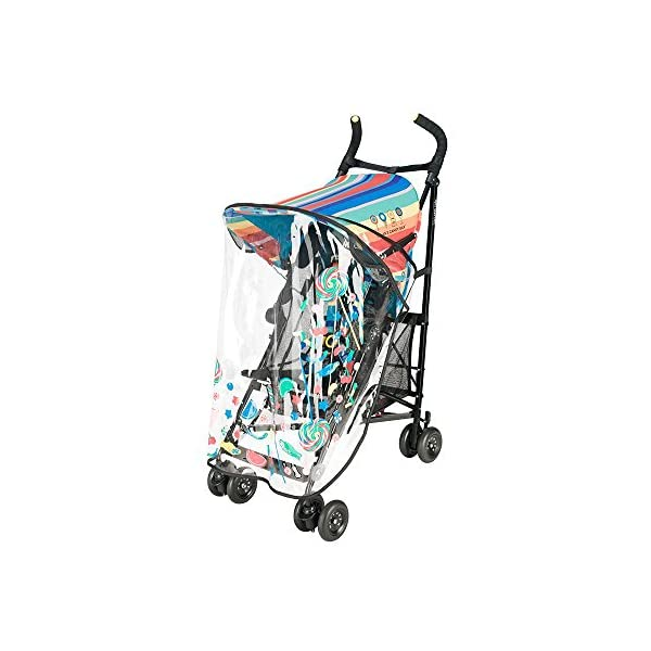 Maclaren Dylan's Candy Bar Volo Stroller - super lightweight, compact Maclaren Basic weight of 3.3kg/7.2lb; ideal for children 6 months and up to 25kg/55lb Maclaren is the only brand to offer a sovereign lifetime warranty Extendable upf 50+ sun canopy and built-in sun visor 12