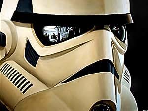 Casque de gardes impériaux Réflexions Star Wars Art 2432 IMPRIMER AFFICHE