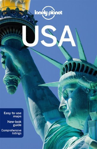 Lonely Planet USA (Travel Guide) by Lonely Planet (2014-04-01)