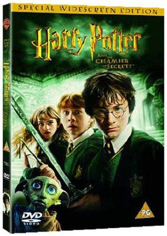Harry Potter & the chamber of secrets (UK-Import)