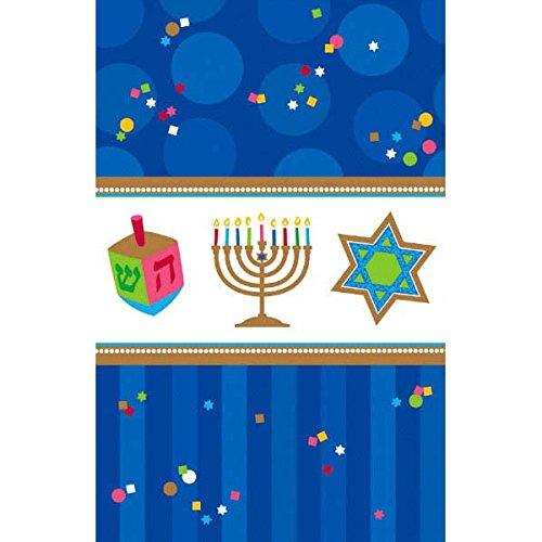 amscam 573803 Hanukka Hanukkah Celeb Tablecover