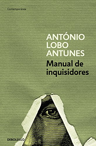 Manual de inquisidores (CONTEMPORANEA) por Antonio Lobo Antunes