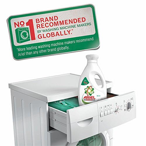 Which are the top 5 best washing machine detergents in India